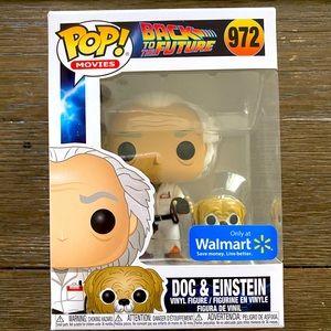 Doc Einstein Funko Pop